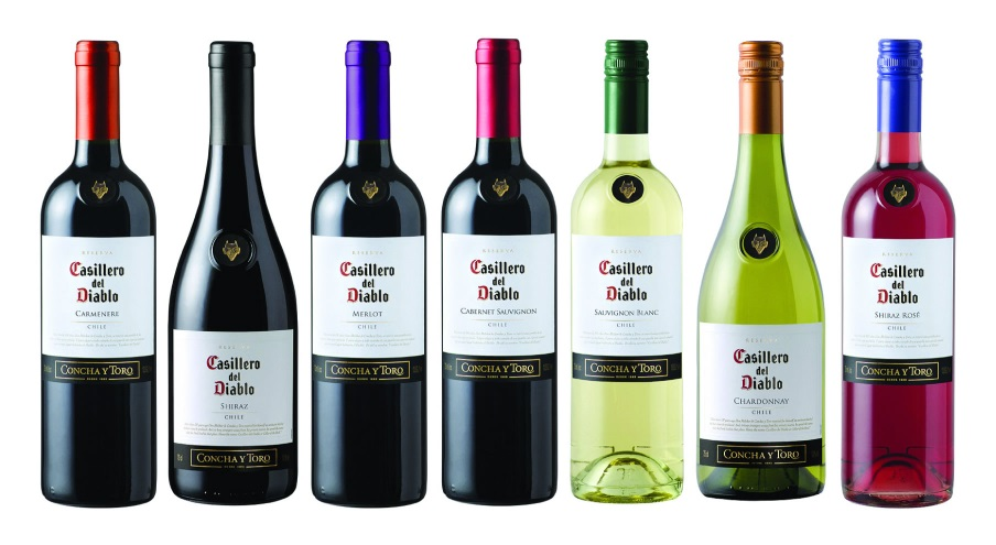 Concha Y Toro Wine Tasting