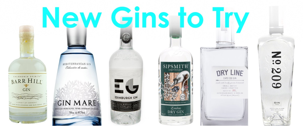 New Gins to Try